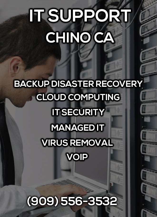IT Support Chino CA