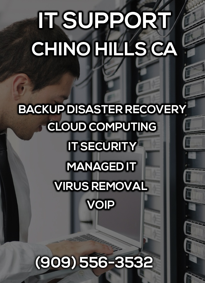IT Support Chino Hills CA