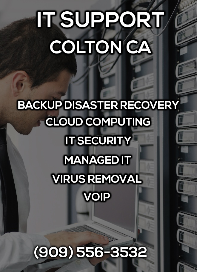 IT Support Colton CA
