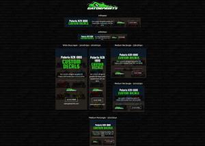 Gatorprints - Ad Banners Design