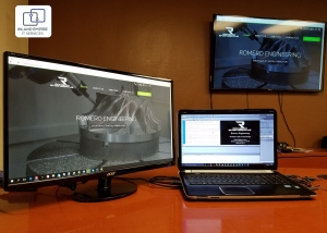 Romero Engineering Web Development Project