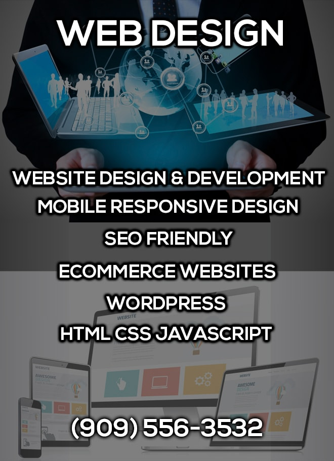 Web Design {Inland Empire Cities} CA