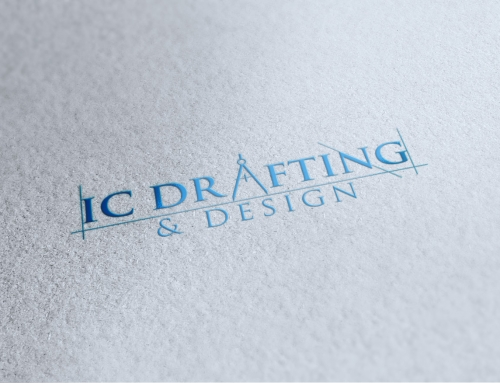 IC Drafting & Design Logo