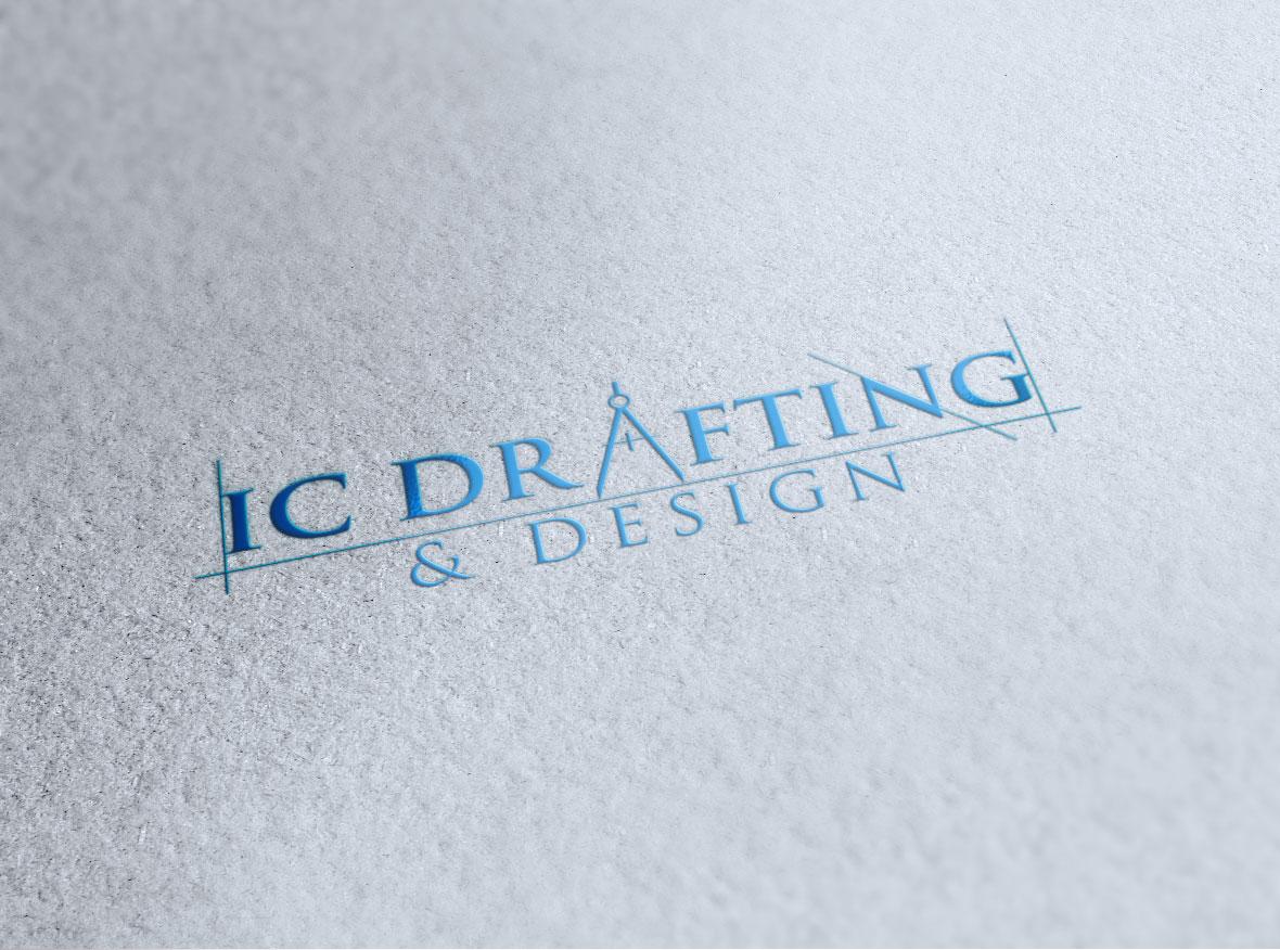 IC Drafting & Design Logo