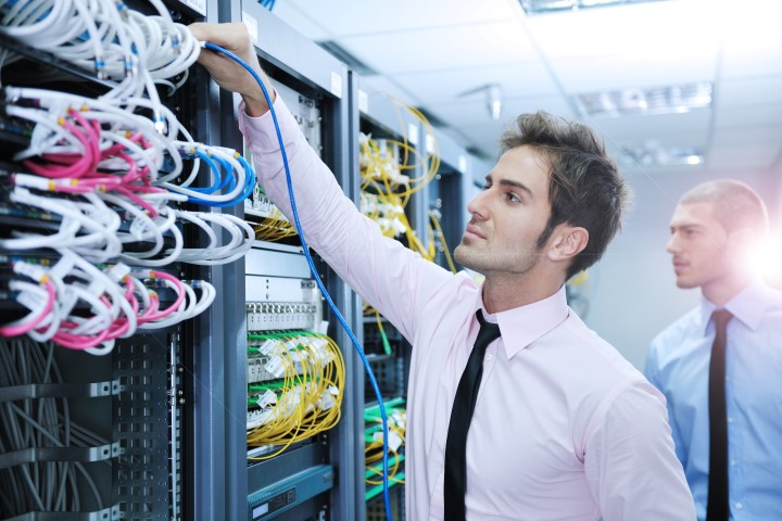 Network Data Cabling in Fountain Valley CA