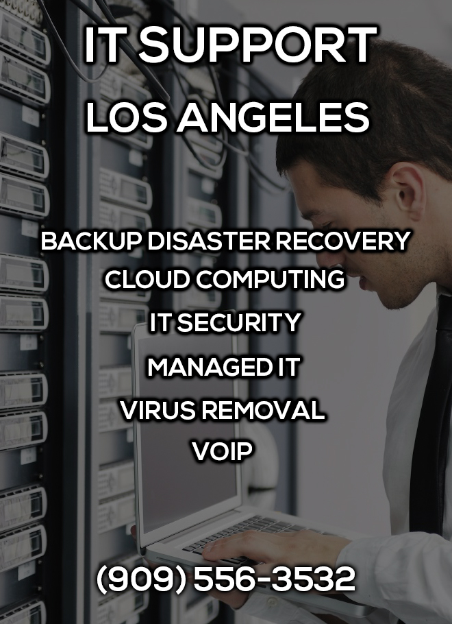 IT Support Los Angeles