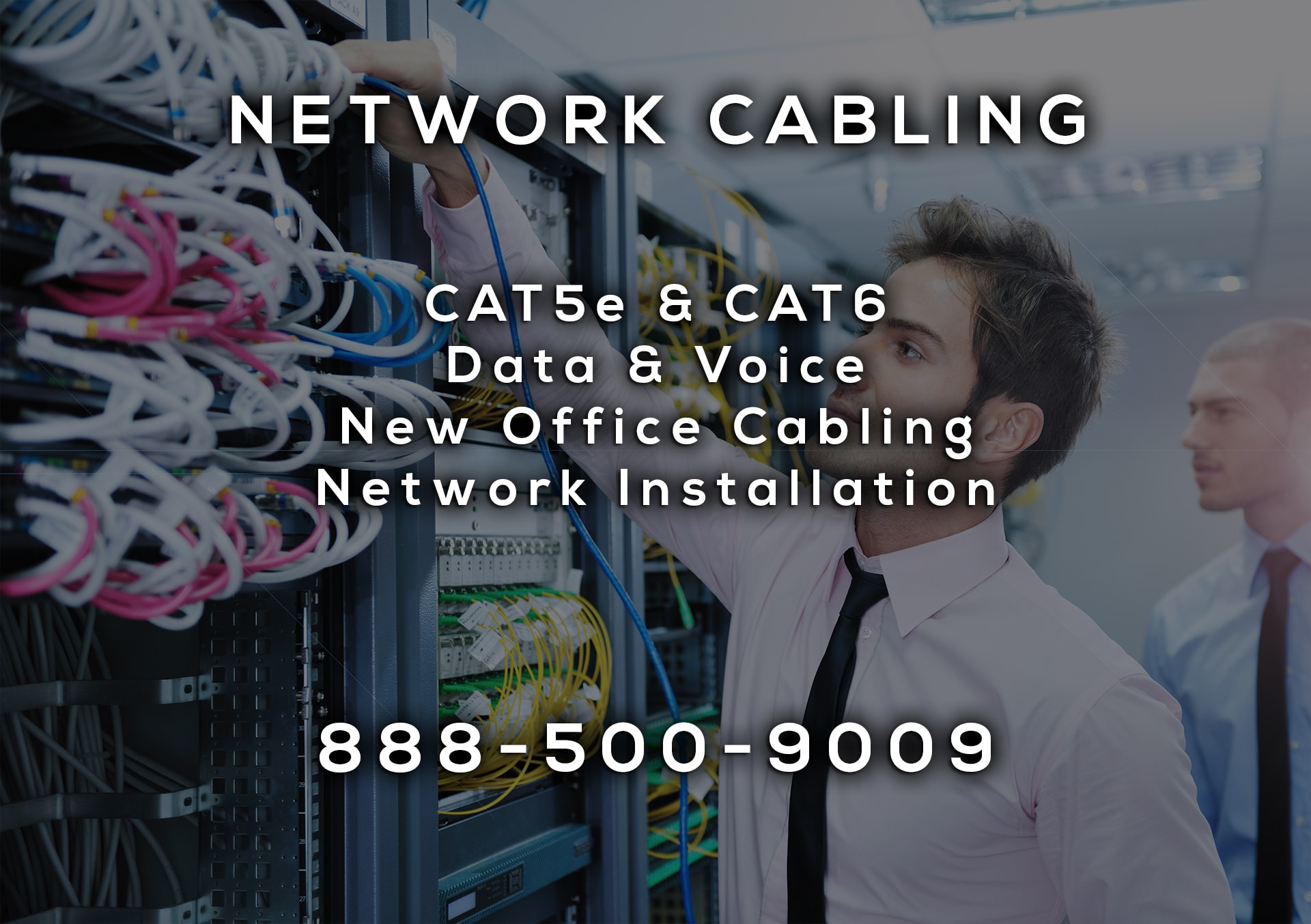 Network Cabling in Coachella CA
