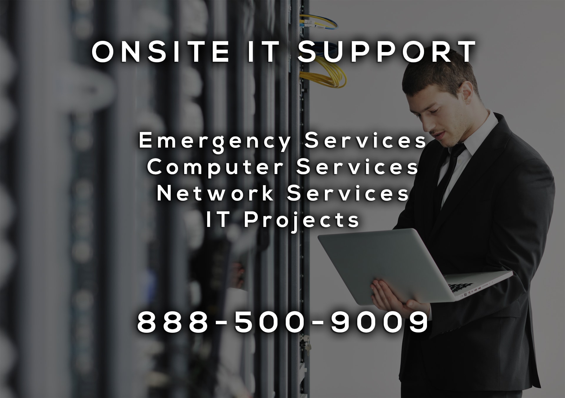 on site it support