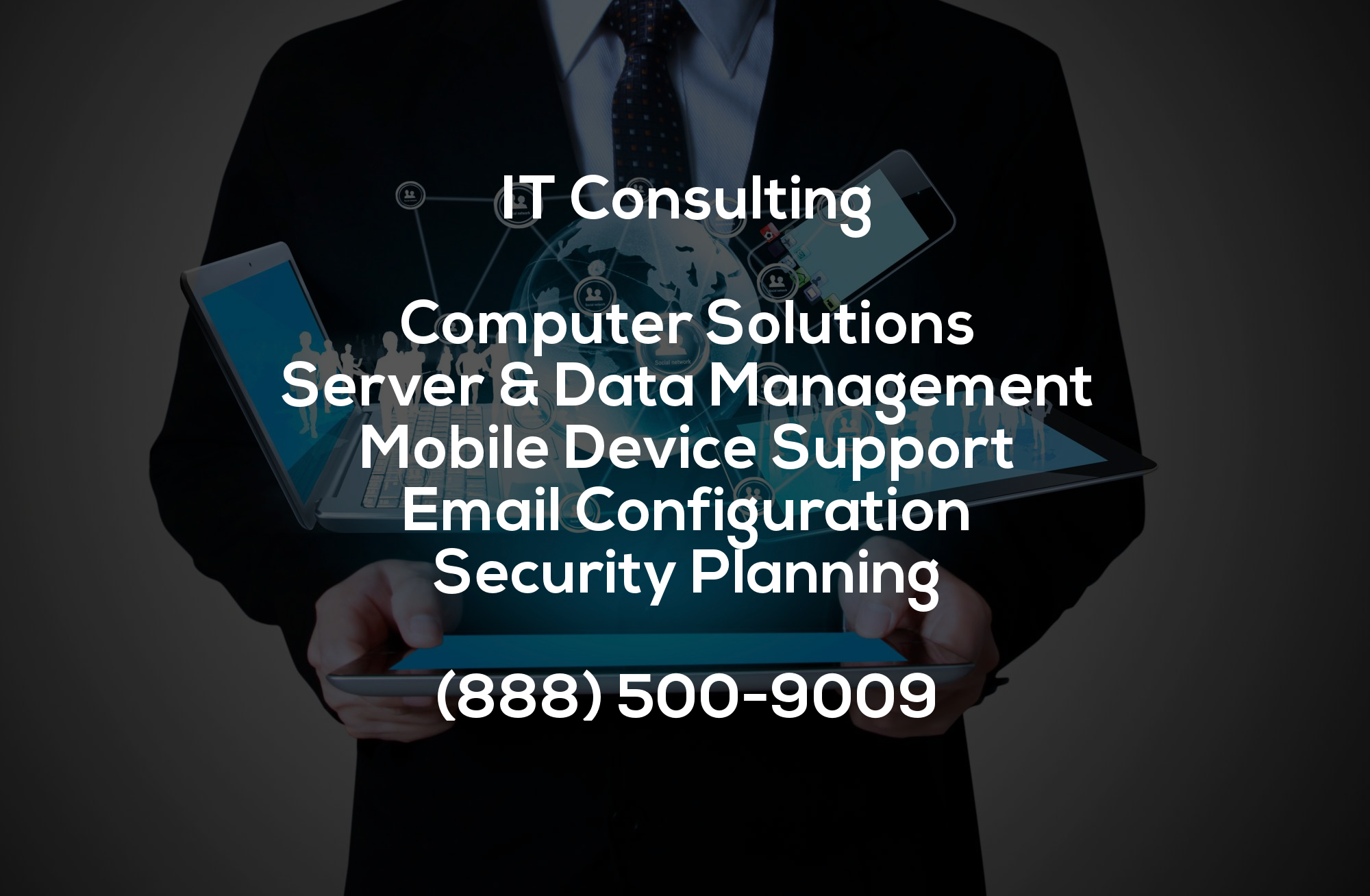 IT Consulting in San Bernardino CA