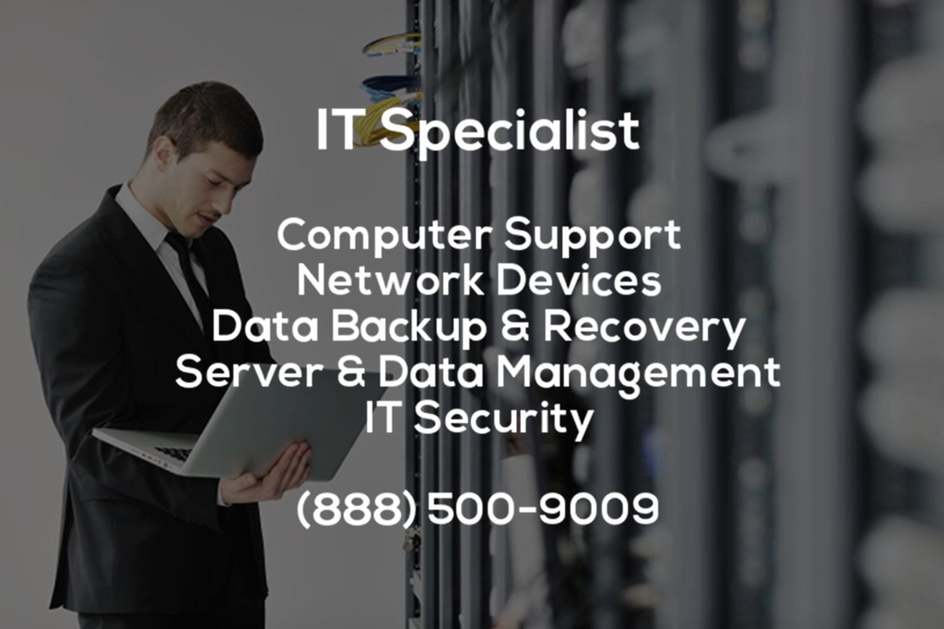 IT Specialist in Upland CA