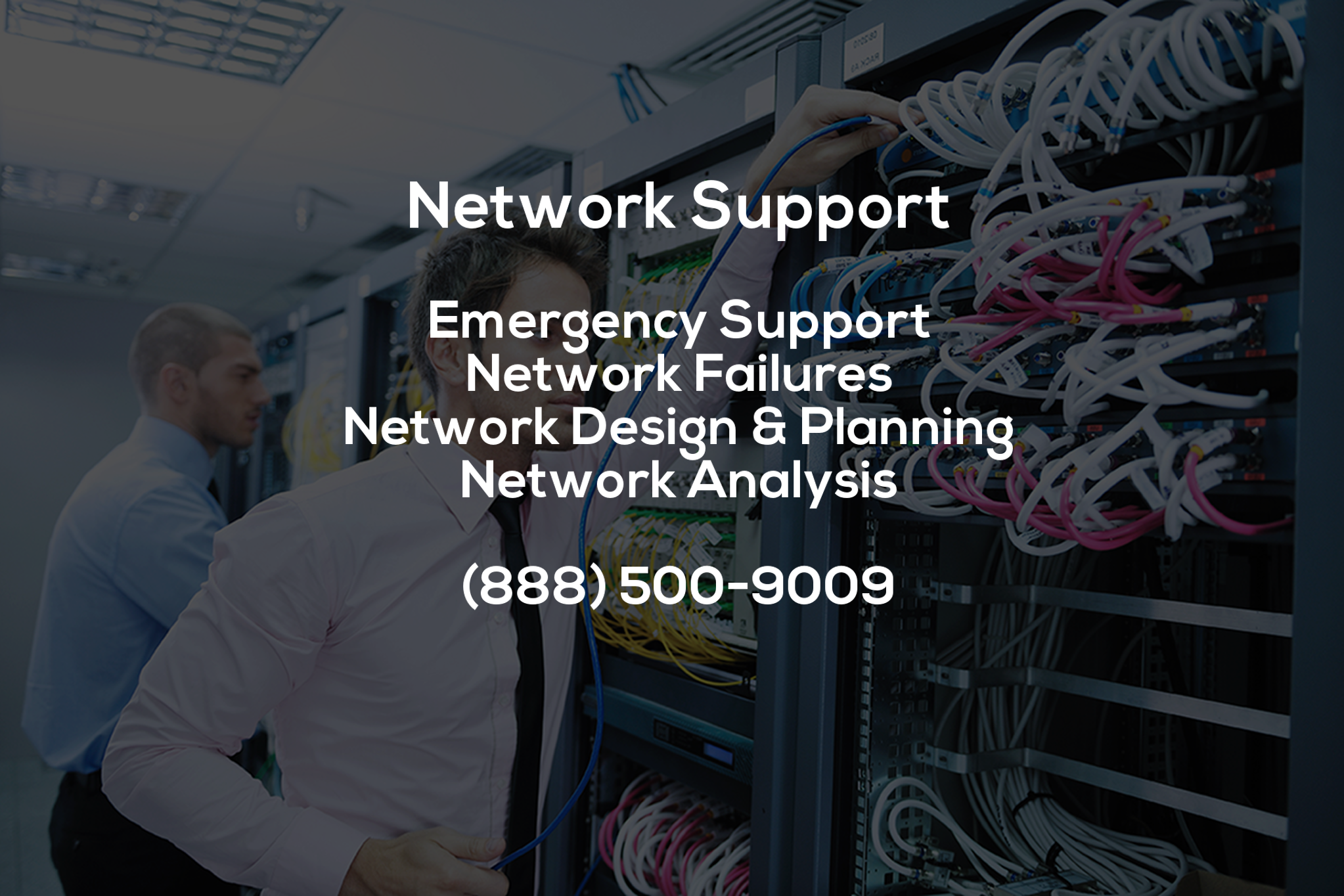Network Support in San Bernardino CA
