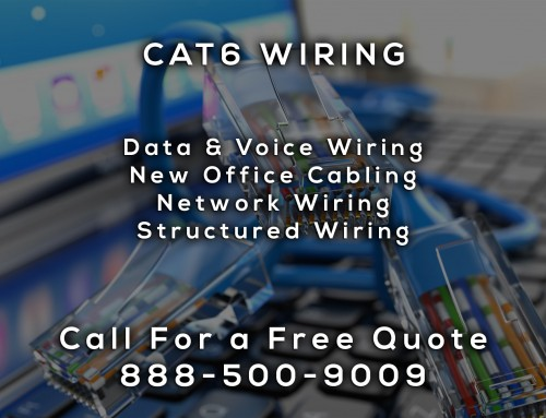 CAT6 Wiring in Tehachapi CA