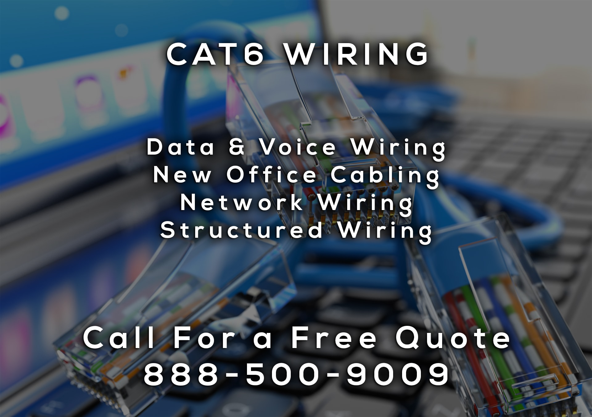 CAT6 Wiring in Needles CA