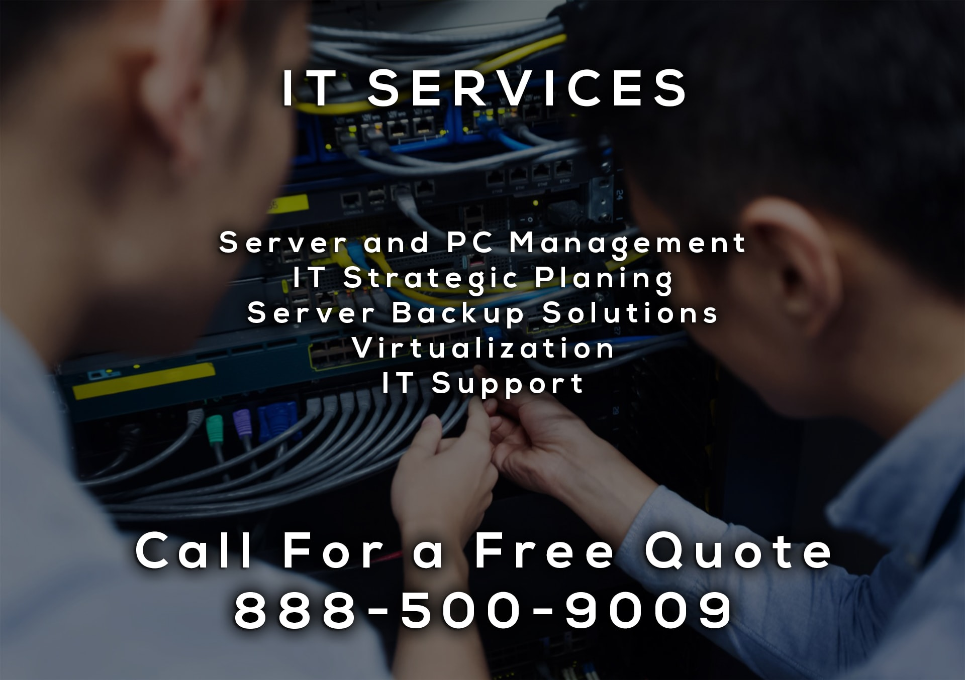 IT Services in Twentynine Palms CA