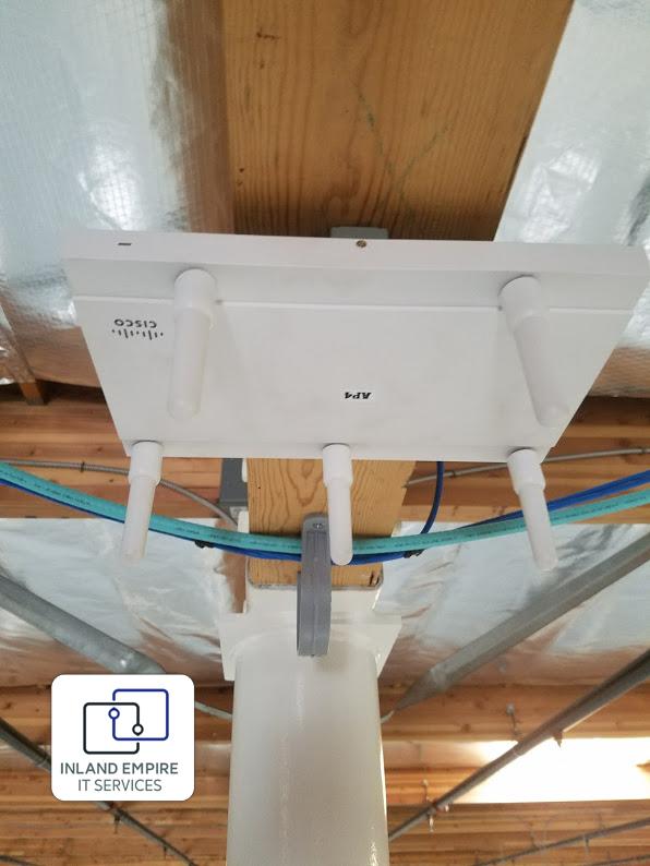 Cisco Meraki Wireless Access Point Installation