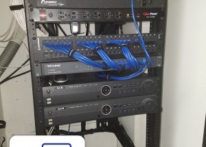 Server Rack Installation