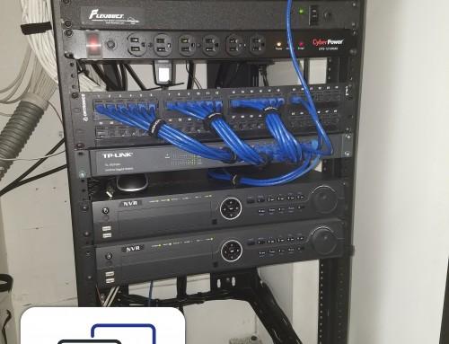 Server Rack Installation