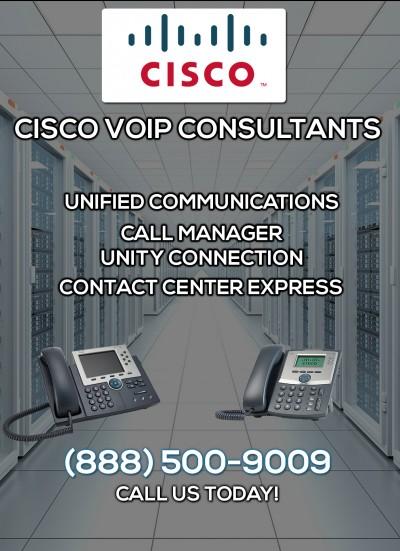 Cisco VoIP Consultants Irvine
