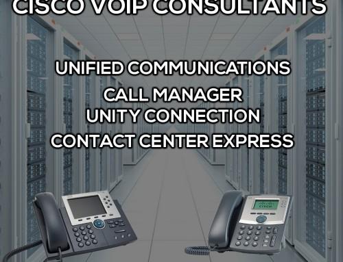 Cisco VoIP Consultants Irvine CA