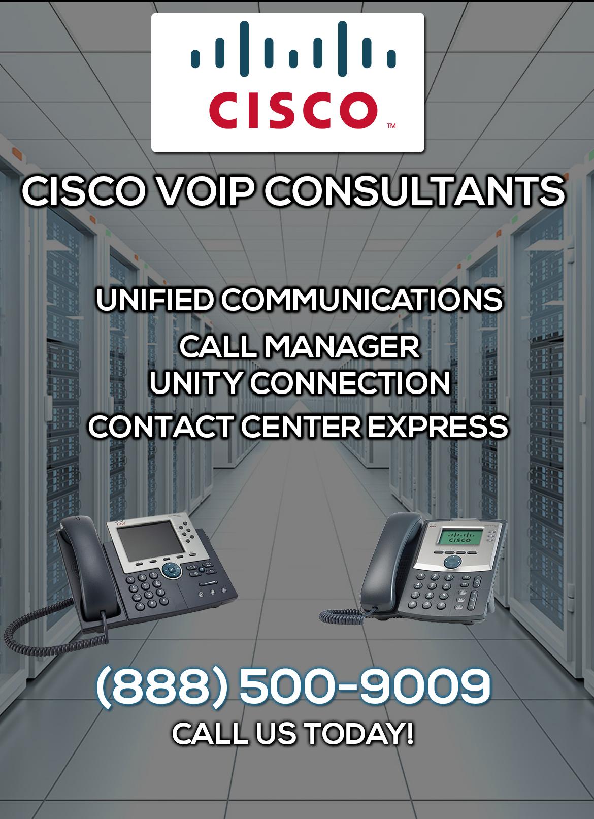 Cisco VoIP Consultants Santa Clarita