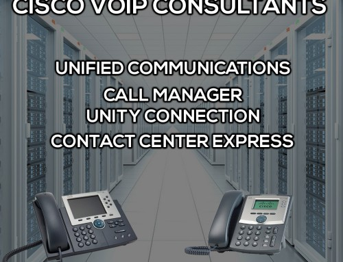 Cisco VoIP Consultants Santa Fe Springs CA